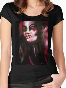 FURY Women's Fitted Scoop T-Shirt