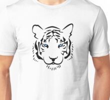Feng shui white tiger Unisex T-Shirt