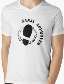 Sanji Approved Mens V-Neck T-Shirt