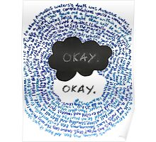 The Fault In Our Stars- Okay?Okay. Poster
