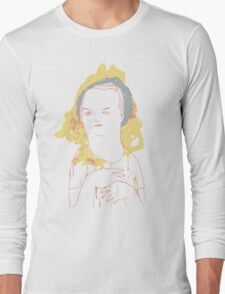 merchant ships for cameron t-shirt screamo skramz Long Sleeve T-Shirt