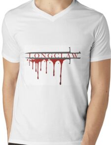 Longclaw Mens V-Neck T-Shirt