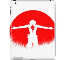 One Piece - Ace  iPad Case/Skin