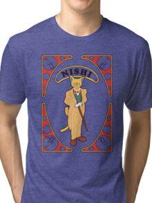 The Magic Cat Tri-blend T-Shirt