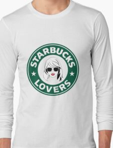Starbucks Lovers Long Sleeve T-Shirt