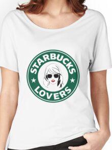 Starbucks Lovers Women's Relaxed Fit T-Shirt