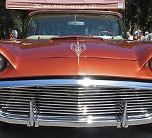 T-Bird Smile by Chet  King
