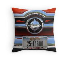 Ford Bullet Throw Pillow