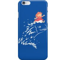 Little Fish Girl iPhone Case/Skin