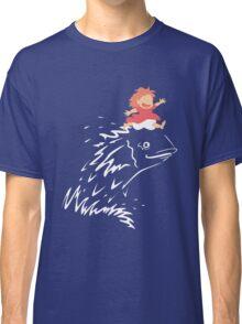 Little Fish Girl Classic T-Shirt