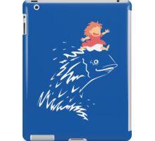 Little Fish Girl iPad Case/Skin