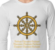 Buddha, India Long Sleeve T-Shirt