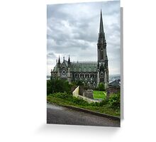 St. Colman's Cathedral Greeting Card