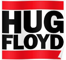HUG FLOYD - RUN DMC Pacquiao by AiReal Apparel Poster