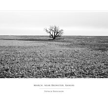 March, Near Brewster, Kansas by pjphoto181