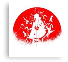 Itachi  Canvas Print