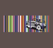 Mini Stripes by Richard Yeomans