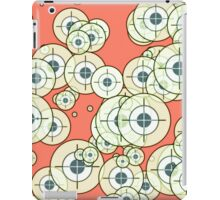 Target sights iPad Case/Skin