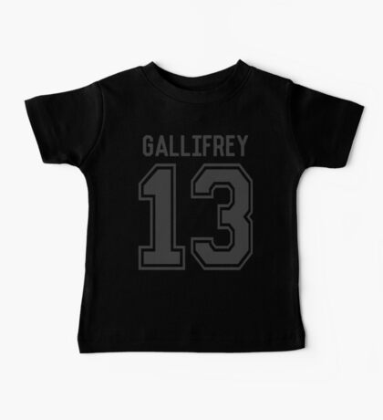 GALLIFREY TIME LORDS Baby Tee
