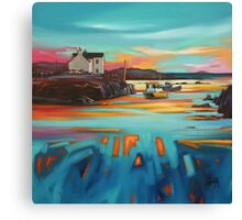 Earsary, Barra Canvas Print