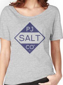 PJ SALT CO Women's Relaxed Fit T-Shirt