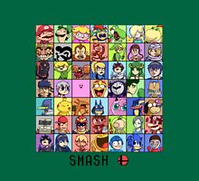 Super Smash Bros. 4 Roster Unisex T-Shirt