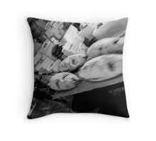 Fishexpress Throw Pillow