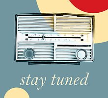 Stay Tuned by Edward Fielding