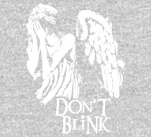 Doctor Who Don't Blink Baby Tee