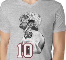 Patrick Sharp Mens V-Neck T-Shirt