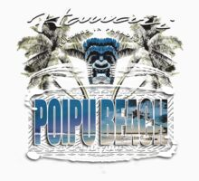 poipu beach by redboy