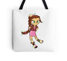 Aerith the Flower Girl Tote Bag