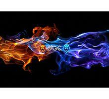 OGC FLAMING LION MERCHANDISE Photographic Print