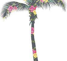 Palm Tree Tropico by Hausofhepkat