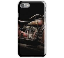 1939 Indian Chief iPhone Case/Skin