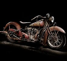1939 Indian Chief by Frank Kletschkus