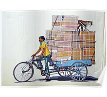 Rickshaw Poster