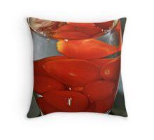 Tomato  Throw Pillow