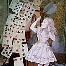 Alice In Wonderland/The Pack of Cards by SusanSanford