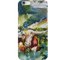 Under the Pecan Tree iPhone Case/Skin