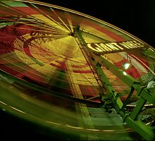 the giant wheel by motordriven