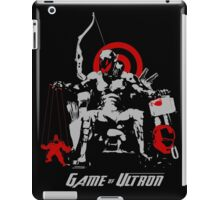 Game of Ultron iPad Case/Skin