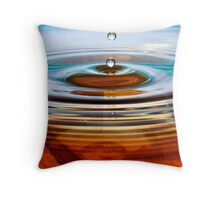 Look into my Crystal Ball  Throw Pillow