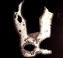 shock bunny by Lillyrott