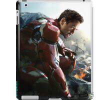 TONY STARK - Avengers - IronMan iPad Case/Skin