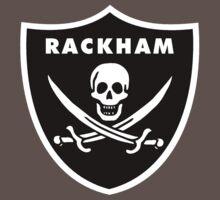 Jack Rackham - Silver and Black T-Shirt