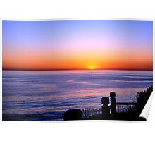 Sunset Eve #1 Poster