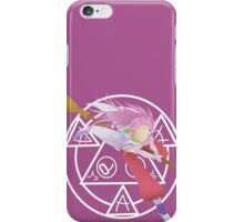 Freedom of Flying ~ Arche iPhone Case/Skin
