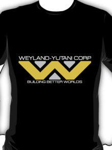 Weyland-Yutani: Building Better Worlds T-Shirt