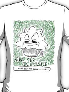 Crunty Cupcake T-Shirt